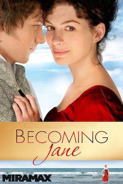 Becoming Jane movie poster.