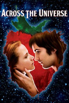 Across the Universe movie poster.