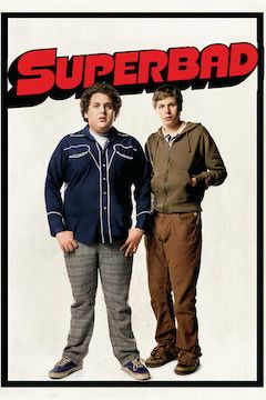 Superbad movie poster.