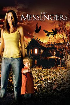 The Messengers movie poster.