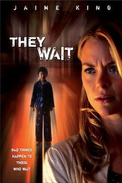 Poster for the movie They Wait