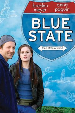 Blue State movie poster.