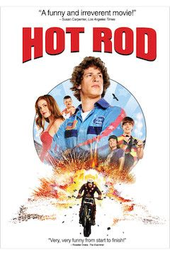 Hot Rod movie poster.