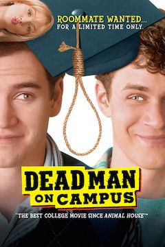 Poster for the movie Dead on Campus