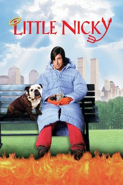 Little Nicky movie poster.