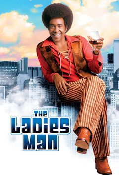 Poster for the movie The Ladies Man