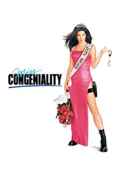 Miss Congeniality movie poster.