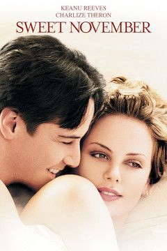 Sweet November movie poster.