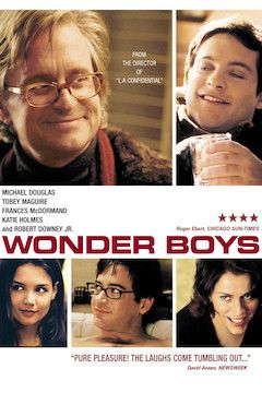 Wonder Boys movie poster.