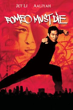 Romeo Must Die movie poster.