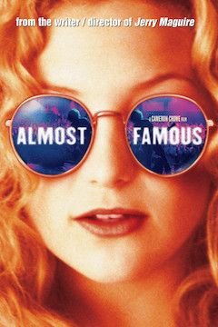 Almost Famous movie poster.