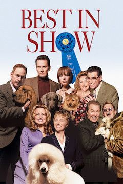 Best in Show movie poster.