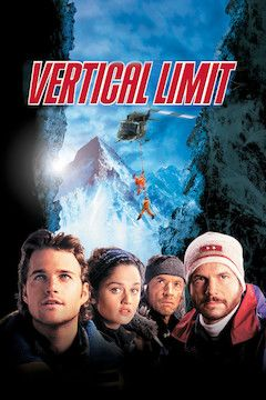 Vertical Limit movie poster.
