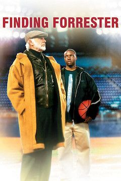 Finding Forrester movie poster.