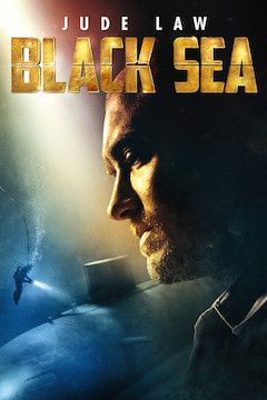 Black Sea movie poster.
