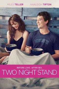 Two Night Stand movie poster.