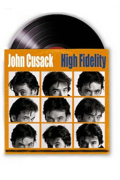 Poster for the movie High Fidelity