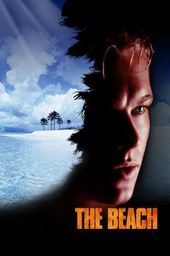 The Beach movie poster.