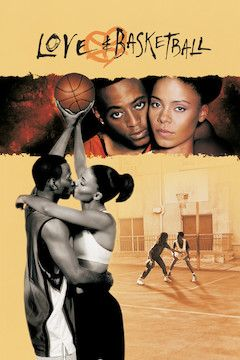 Love and Basketball movie poster.