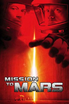 Mission to Mars movie poster.