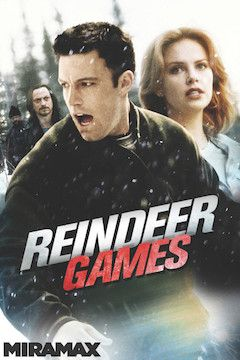Reindeer Games movie poster.