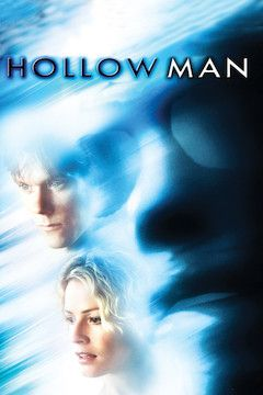 Hollow Man movie poster.
