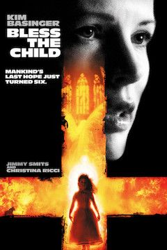 Bless the Child movie poster.