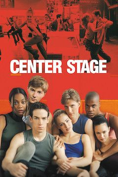 Center Stage movie poster.