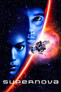 Supernova movie poster.