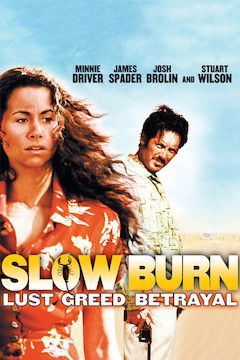 Slow Burn movie poster.