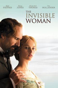 The Invisible Woman movie poster.