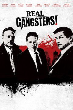 Real Gangsters movie poster.