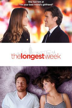 The Longest Week movie poster.