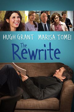 Poster for the movie The Rewrite