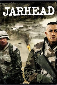 Jarhead movie poster.