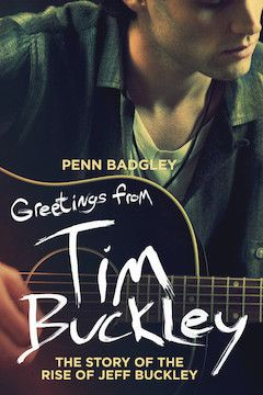 Greetings From Tim Buckley movie poster.