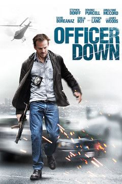 Officer Down movie poster.