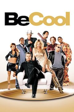 Be Cool movie poster.