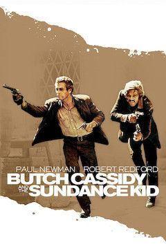Butch Cassidy and the Sundance Kid movie poster.