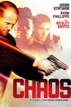 Chaos movie poster.