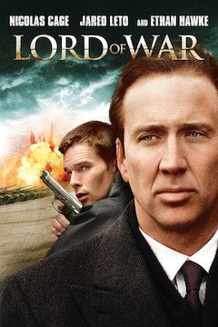 Lord of War movie poster.