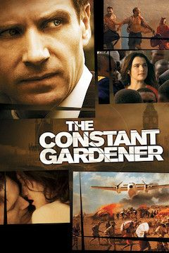 The Constant Gardener movie poster.