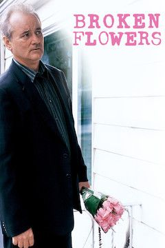 Broken Flowers movie poster.