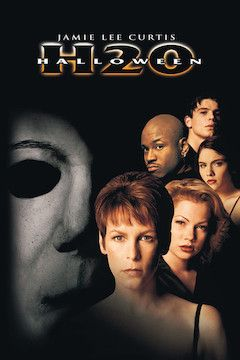 Halloween H2O: 20 Years Later movie poster.