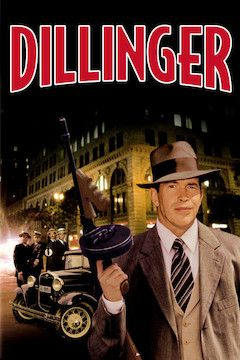 Dillinger movie poster.
