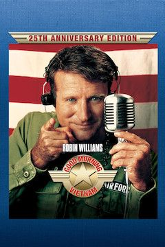 Good Morning, Vietnam movie poster.