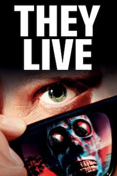 They Live movie poster.
