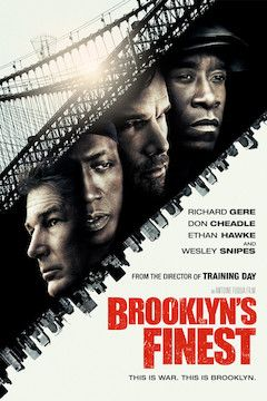 Poster for the movie Brooklyn's Finest