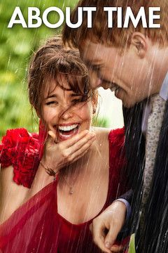 About Time movie poster.