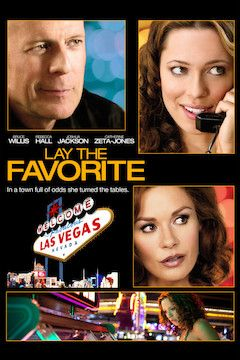 Poster for the movie Lay the Favorite